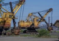 Экскаватор ЭКГ-8И №62. Полтавская область, Полтавский ГОК