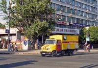 Автомобиль ААСТ-2 (мод.299) на шасси ЗиЛ-5301БО. Донецк, проспект Мира