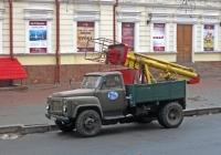 Автоподъёмник ТВГ-15Н. Николаев, улица Лягина