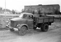 Автомобиль ГАЗ-51А. #68-65 ПОФ . Полтавская область, пгт Великая Багачка