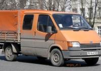 Грузовой автомобиль Ford Transit #9994 КХВ. г. Донецк, ул. Артёма.