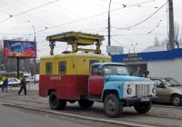 Автоподъёмник АТ-70. #ВЕ 9836 АА. Николаев, улица Строителей