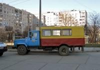 Автомобиль ТС-39661. Николаев, улица Комсомольская