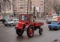 Самоходное шасси СШ-2540 #00996 КС. Киев