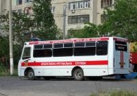 """Автобус специальный С092.11 """"Богдан"""" #АЕ 9110 АА . Николаев, улица Лазурная"""