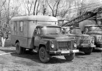 Автомастерская ЛуАЗ-37031 #1150 ПОН. Полтавская область, пгт Великая Багачка