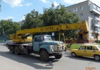 Автомобильный кран КС-3575А #037-61 ТА. Львовская область, г. Червоноград, улица Степана Бандеры