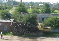 Экскаватор ЭТР-224. Львовская область, Львов, Сихов