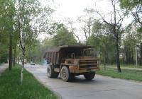 БелАЗ #007-95 НР. Запорожье, Южное шоссе