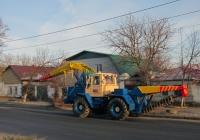 Бурильно-крановая установка на базе трактора Т-150К #432-55 ВЕ . Николаев, улица Сивашской Дивизии