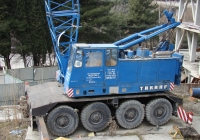 Кран MDK-504.1. Крым, Ялта
