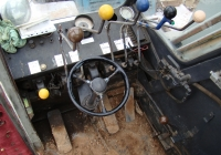 Органы управления крановой установкой крана Gottwald AMK-45-21.