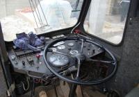 Органы управления шасси крана Gottwald AMK-45-21.