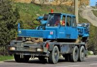 Самоходный кран Gottwald AMK-55 #Т 04986 АК. АР Крым, Никита, Южнобережное шоссе