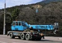 Самоходный кран Gottwald AMK-55 #Т 04986 АК . АР Крым, Никита, Южнобережное шоссе
