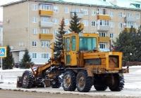 Автогрейдер ДЗ-122А-1 #4363 ЕЕ 31. Белгородская область, Алексеевка, площадь Победы