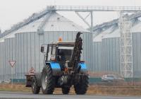 Цепной экскаватор ЭТЦ-1609Г на базе трактора Беларус- 82.1  #6689 КУ 46. Курская обл., пос. Кшенский