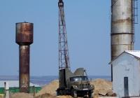 Бурильная установка УРБ-2,5А #Т 092 ОР 36 на базе ЗиЛ-131Н. Белгородская область, г. Алексеевка, Магистральная улица