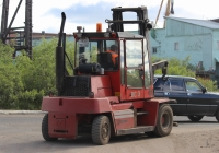 Kalmar DC3-500. Красноярский край, Дудинка, улица Горького