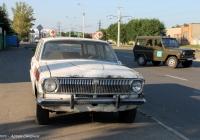 Автомобиль неотложной медпомощи ГАЗ-24-13 (бывший № F 316 AH), принадлежавший Усть-Каменогорской ССНМП. Усть-Каменогорск, проспект Абая