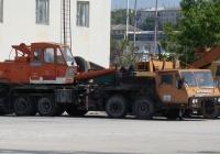 "Кран KATO NK-500MS #6936 КРС. Севастополь, ЗАО ""Морстрой"""