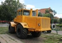 "Трактор К-700 ""Кировец"". Оренбург, улица Бурзянцева"