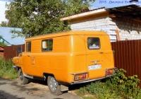 Самодельный автомобиль #У 558 СО 57. Орёл, Цветочный проезд