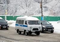 Микроавтобус на шасси УАЗ-3303 #3664 КИТ. Киев, Голосеевская площадь