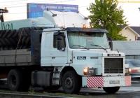 Седельный тягач Scania T143H #Е 945 СЕ 36. Орёл, Карачевское шоссе