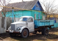 Автомобиль ГАЗ-51А #К 6869 БЕ. Белгородская область, Красногвардейский район, с. Бабкино