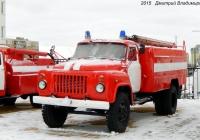 Пожарный автомобиль АЦ-30(53-12)-106Г на шасси ГАЗ 53-12 . Орёл, Полесская улица