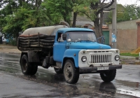 Автомобиль АНМ-53 #095-06 НІ. Николаев, улица Сивашской Дивизии