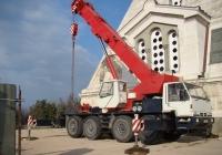 Кран Terex PPM ATT 680. Севастополь