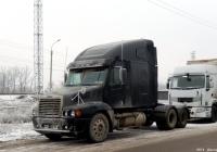 Седельный тягач Freightliner FC2 Century Class #М 959 КА 57. Орёл, Автовокзальная улица