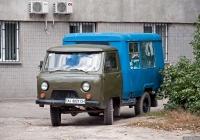 Автомобиль модели 2941(Т-12.02А) на шасси УАЗ-3301.01 #АІ 8829 СН. Киев, Голосеевская улица