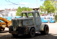 Автопогрузчик 4045М. Орёл, Троллейбусное депо
