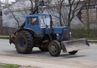Бурильно-крановая машина БМ-205 на базе трактора МТЗ-82. Севастополь