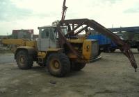 Бурильно-крановая машина БКУ-2М на базе трактора Т-150К #Т 5427 КМ. Севастополь