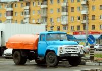 Поливомоечная машина ПМ-130Б на шасси ЗиЛ-130-80 #Р 897 ТМ 57. Орёл, Маслозаводской переулок