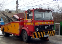 Эвакуатор на шасси Volvo F613 #Х 277 ЕО 197. Орёл, улица Михалицына