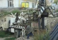 Буровая установка Mastbud M-150 на шасси КрАЗ-65101 #511-55 АА. Севастополь