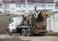 Буровая установка Mastbud M-150 на шасси КрАЗ-65101 #АН 3241 НО. Севастополь