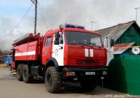 Пожарный автомобиль АЦ-8,0-40(43118) на шасси КамАЗ-43118 #Х 347 ВС 57. Орёл,переулок Энгельса