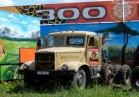 Седельный тягач КрАЗ-258Б1 #Н 113 ТМ 71. Орёл, Карачевское шоссе