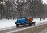 Коммунальная машина МДКЗ на шасси ЗиЛ-130* #СА 0613 ВО. Черкасская область, г. Черкассы, Дахновская ул.
