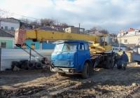 Кран КС-3571 на шасси МАЗ-5334 #6699 КРО. Севастополь