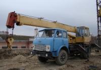 Кран КС-3571 на шасси МАЗ-5334 #СН 9144 АС. Севастополь