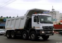 Самосвал Mercedes-Benz Actros 4141 #UL 04155. Орёл, Комсомольская улица