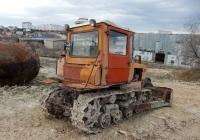 Бульдозер ДЗ-42Г на базе трактора ДТ-75* #Т 4681 КМ. Севастополь
