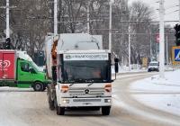 Мусоровоз на базе Mercedes-Benz Econic #А 549 ЕВ. Приднестровье, Бендеры, улица Суворова